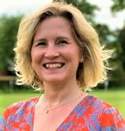Dr Sharon Redrobe OBE
