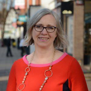 Jenny Wilkinson (Liberal Democrats candidate)