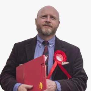 Liam Byrne MP (Labour Party candidate)